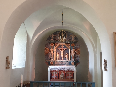 Skörstorps kyrka