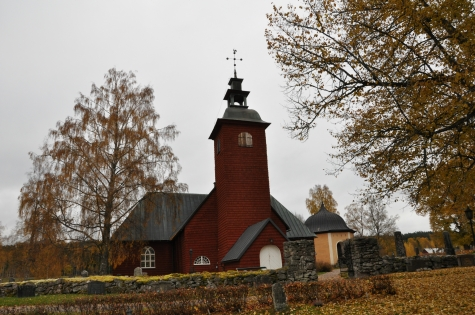 Bjurtjärns kyrka