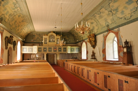 Visnums-Kils kyrka