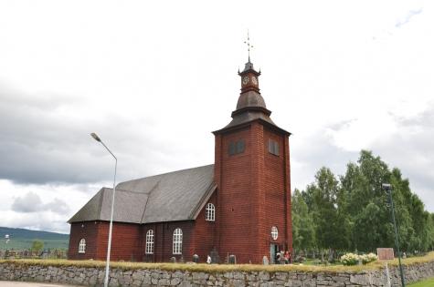 Ekshärads kyrka
