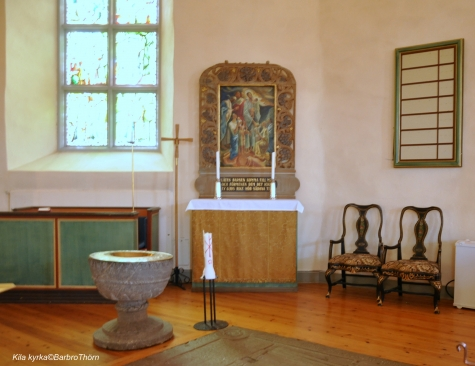 Kila kyrka