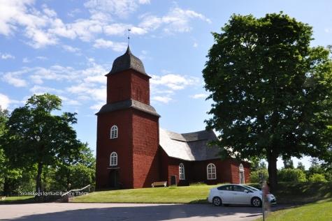 Svanskogs kyrka