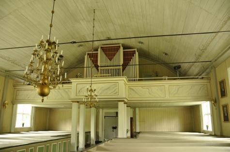 Högbo kyrka