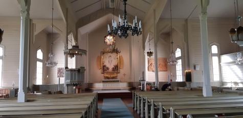 Järbo kyrka