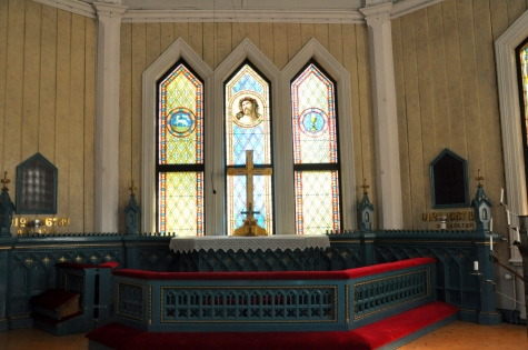 Sandarne kyrka