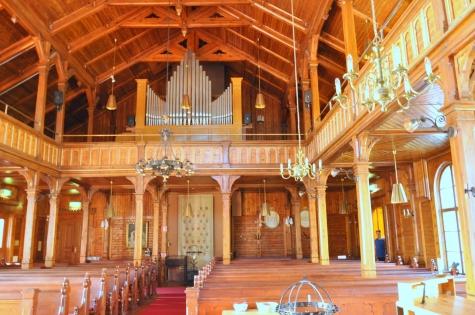 Ljusne kyrka