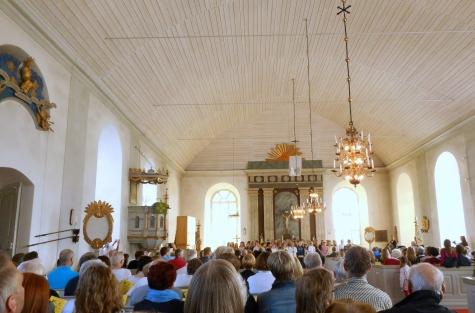 Rengsjö kyrka