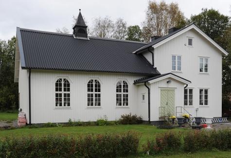 Bergeforsens kapell
