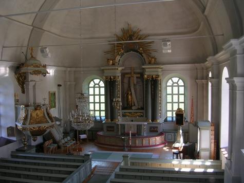 Stigsjö kyrka