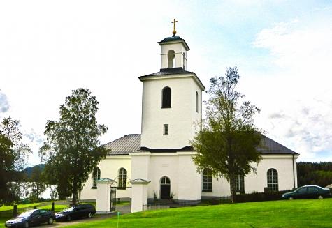 Nordingrå kyrka