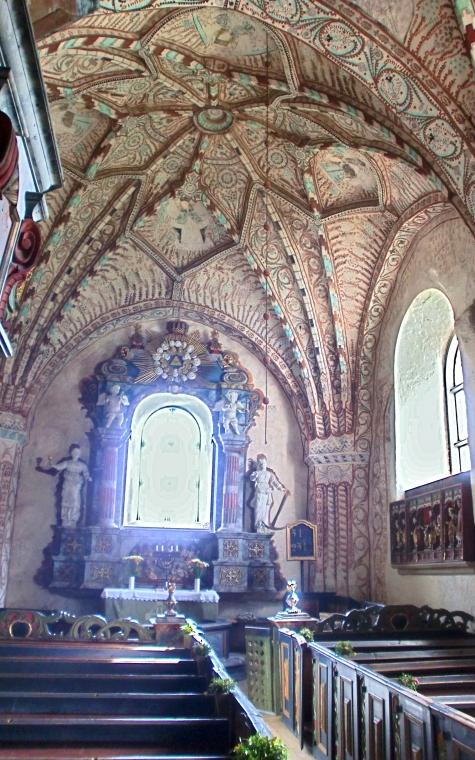 Ytterlännäs gamla kyrka