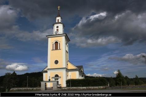 Ytterlännäs kyrka