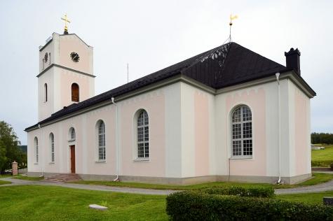 Ragunda nya kyrka