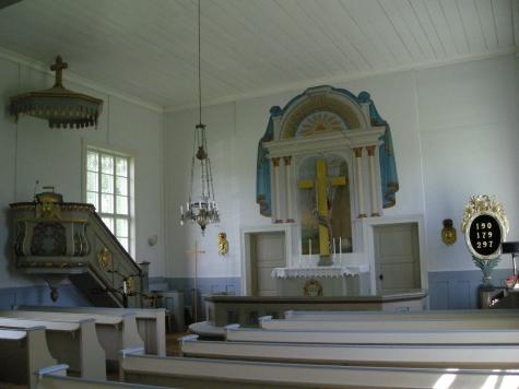 Gillhovs kyrka