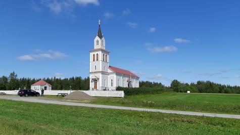 Åsarne gamla kyrka
