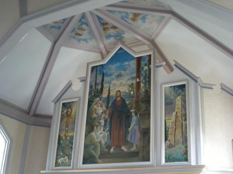 Marieby kyrka