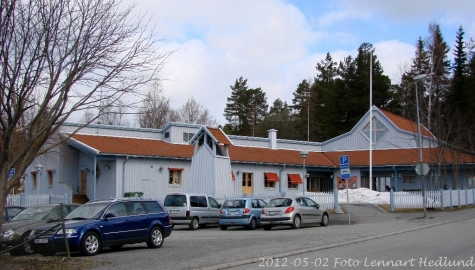 Sjungande Dalens kyrka