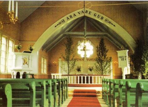 Södra Bergnäs kapell