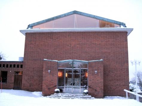 Råsunda kyrka