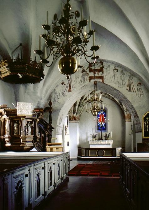 Kullerstads kyrka