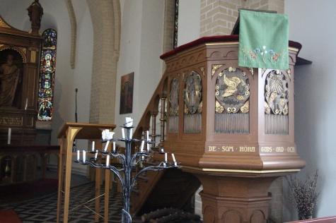 Västra Skrävlinge kyrka