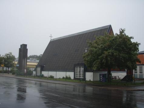 Hammarkullens kyrka