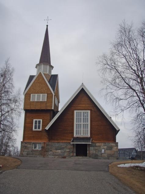 Karesuando kyrka