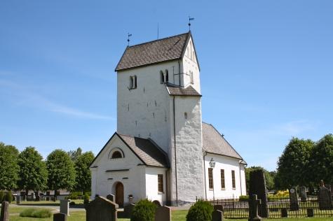 Everöds kyrka