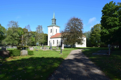 Lekåsa kyrka