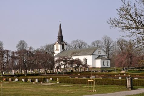 Kvänums kyrka