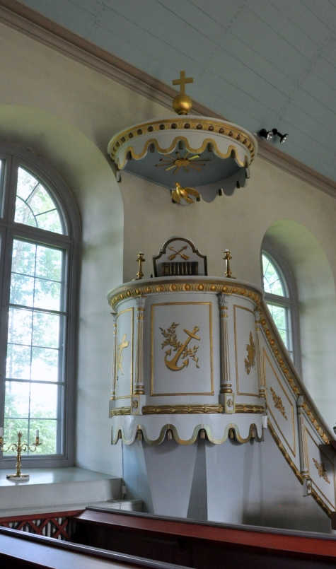 Yllestads kyrka