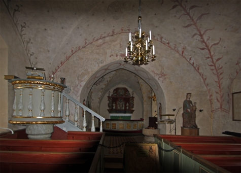 Vårkumla kyrka