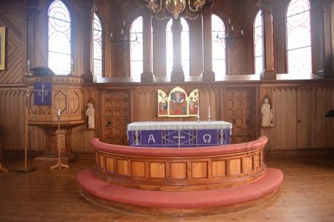 Nykyrka kyrka