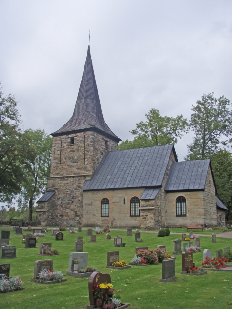 Strö kyrka