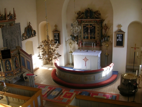 Gösslunda kyrka