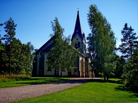 Österplana kyrka