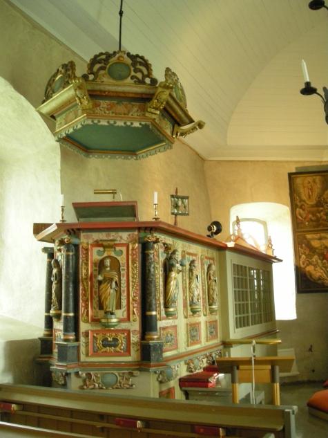 Hagelbergs kyrka