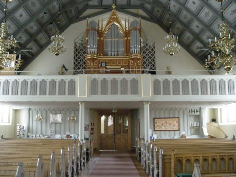 Katrineholms kyrka