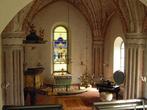 Tystberga kyrka