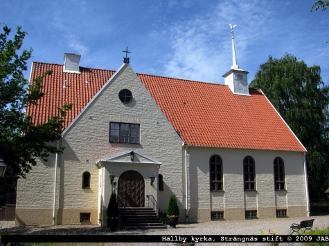 Hällby kyrka