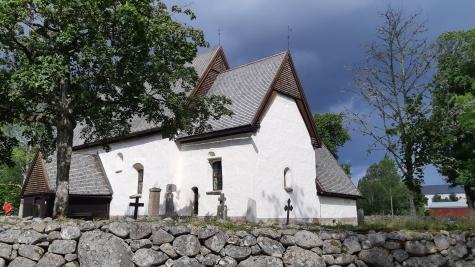 Vederslövs gamla kyrka