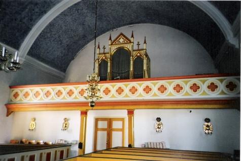 Gräsgårds kyrka