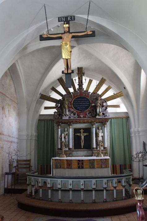Brandstads kyrka