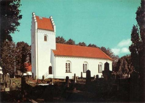 Hammenhögs kyrka