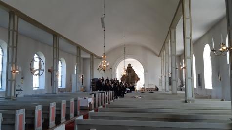 Tryde kyrka