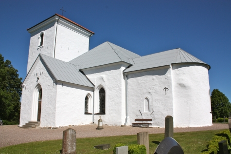 Andrarums kyrka