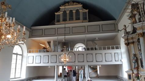 Ysby kyrka