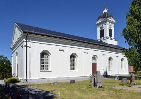 Ådals-Lidens kyrka