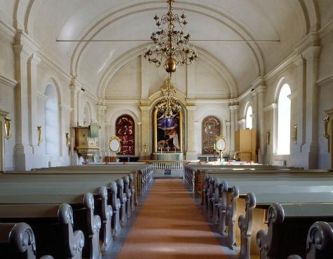 Arnäs kyrka