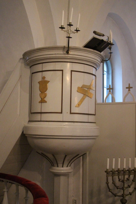 Bolshögs kyrka